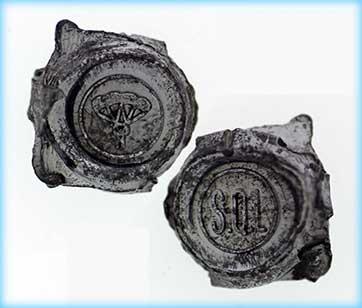 muestra-plomos-de-tenzas-para-cerrar-contendero-paracaididas-www.apellaniz.es-