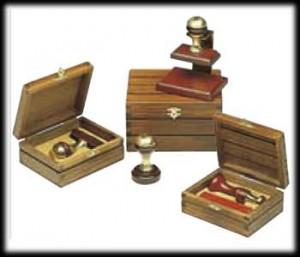 sellos de caucho de lujo grabados apellaniz